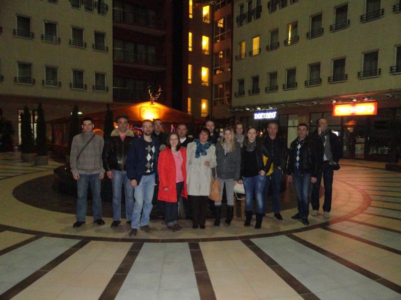 Učesnici konferencije U Subotici iz 13 GIZ IMPACT opština